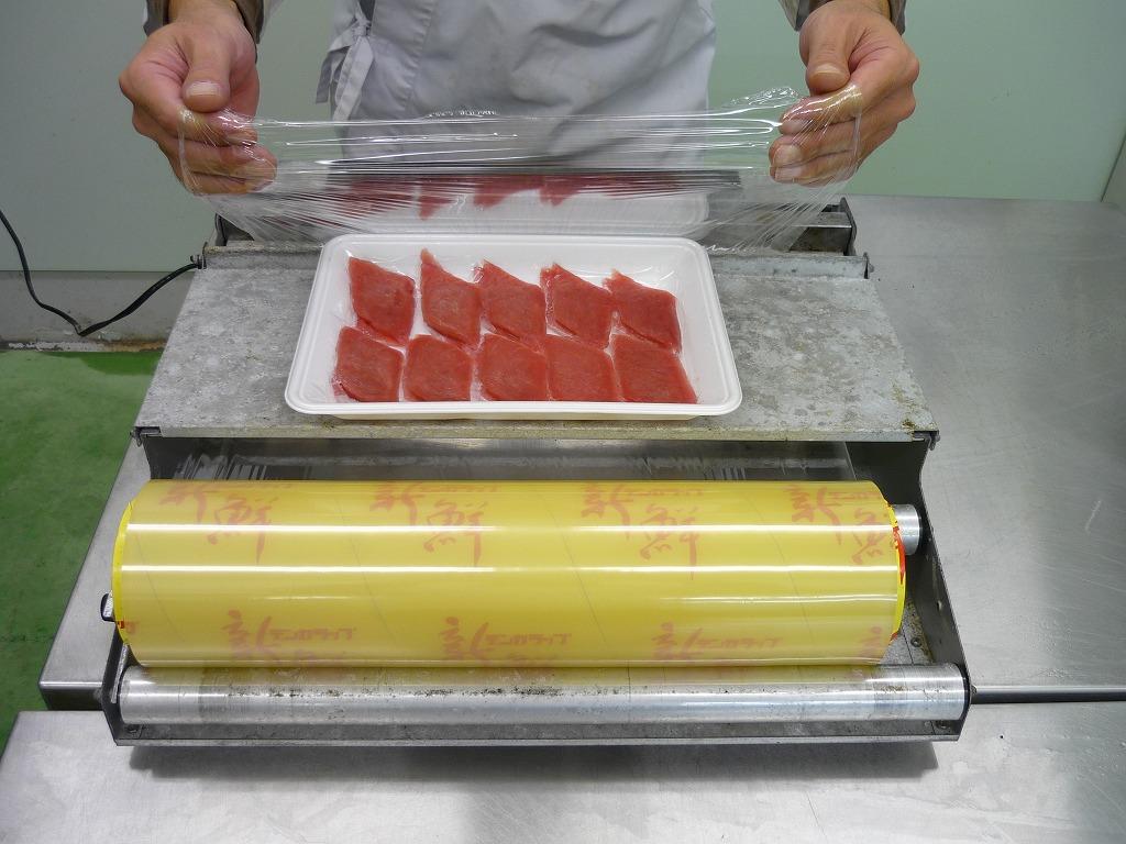 寿司ネタ流水解凍5